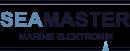 3 SeaMaster Logo LysBlå-MørkBlå Lille sonar